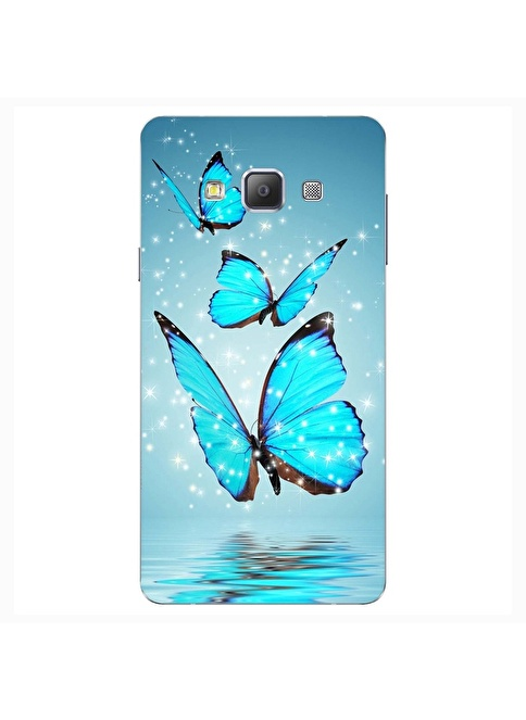People's Cover Samsung A7 Aksesuar Renkli